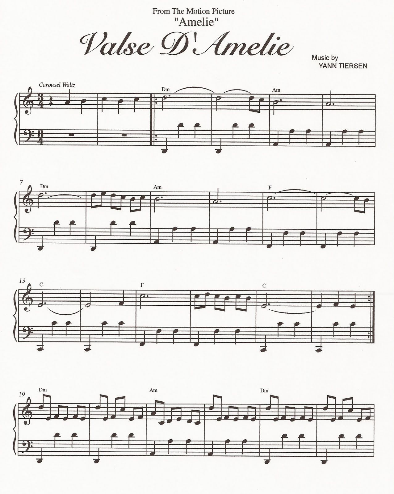 Eric Stefani Music Blog Vaise Damelie 2001