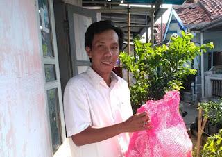 Program P2WKSS RW 10 Kampung Samadikun Selatan Raih Juara Tiga Se-Jawa Barat