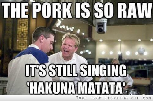 Jyjoonyoo Food Travel Myself Gordon Ramsay Memes