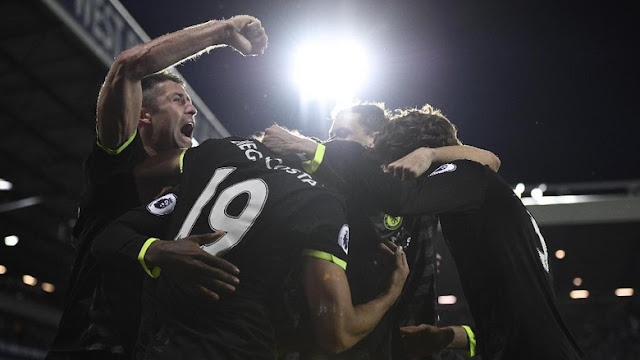 Chelsea Juara Premier League 2016/2017!
