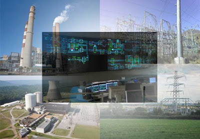 SCADA in The Power Industrial Automation System