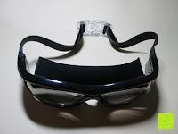 oben: »Octopus« Schwimmbrille, 100% UV-Schutz + Antibeschlag + 180° View. Starkes Silikonband + Schnellverschluss + stabile Box. TOP-MARKEN-QUALITÄT! AF-2800 schwarz
