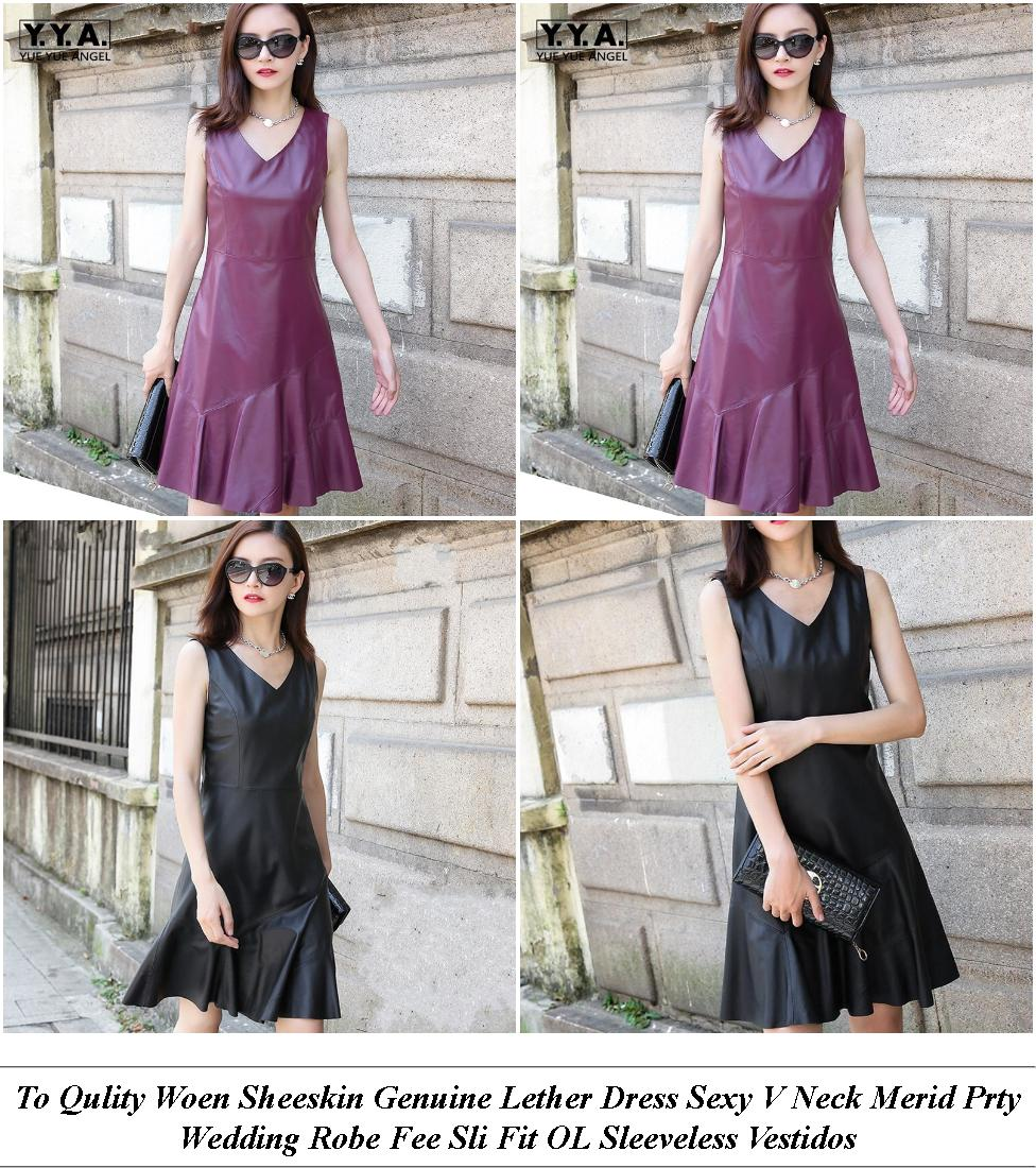 Summer Dresses For Women - Clothing Sales - Black Dress - Cheap Clothes Uk