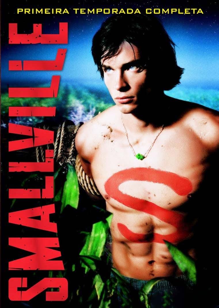 Smallville 1ª Temporada Torrent - Blu-ray Rip 720p Dublado (2001)