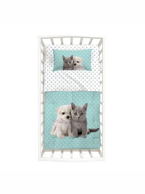 Baby Cuccioli de Caleffi Studio Pets. Edredón CUNA