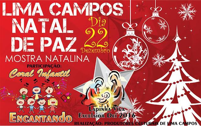 LIMA CAMPOS NATAL DE PAZ