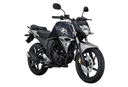 All New Yamaha Byson F1