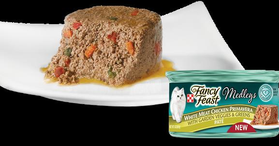 Fancy Feast Cat Food Individual