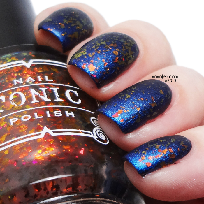 xoxoJen's swatch of Tonic Birds of a Feather