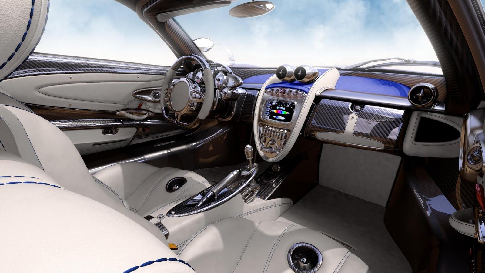 Siêu xe Pagani Huayra Pearl lộ diện
