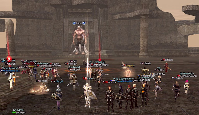 Jabatan Clan di Lineage 2 Revolution Indonesia