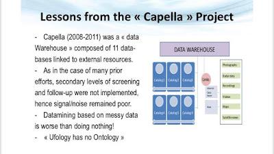 """Bases de datos OVNI / Bigelow Aerospace Advanced Space Studies (BAASS) y el proyecto """"Capella"""" de Vallée"""