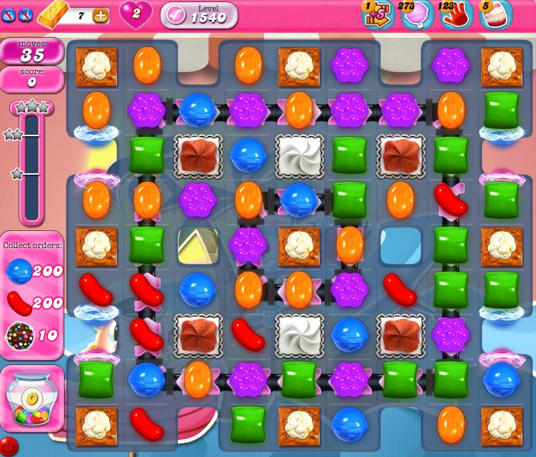 Candy Crush Saga 1540