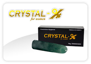 Harga Crystal X Distributor NASA
