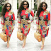 Colorful, Trendy And Beautiful Ankara Styles Gown That You Love To Rock