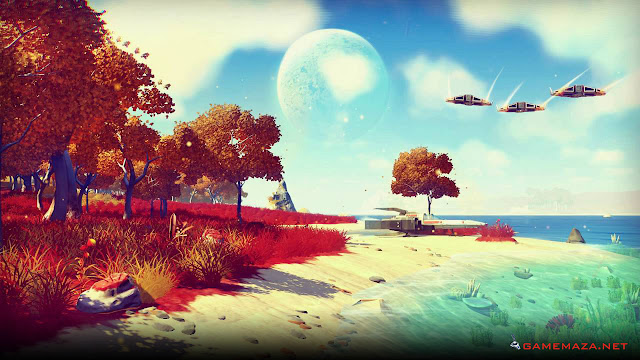 No Man's Sky Gameplay Screenshot 1