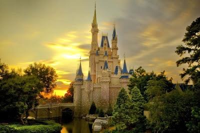 Привлекателният замък