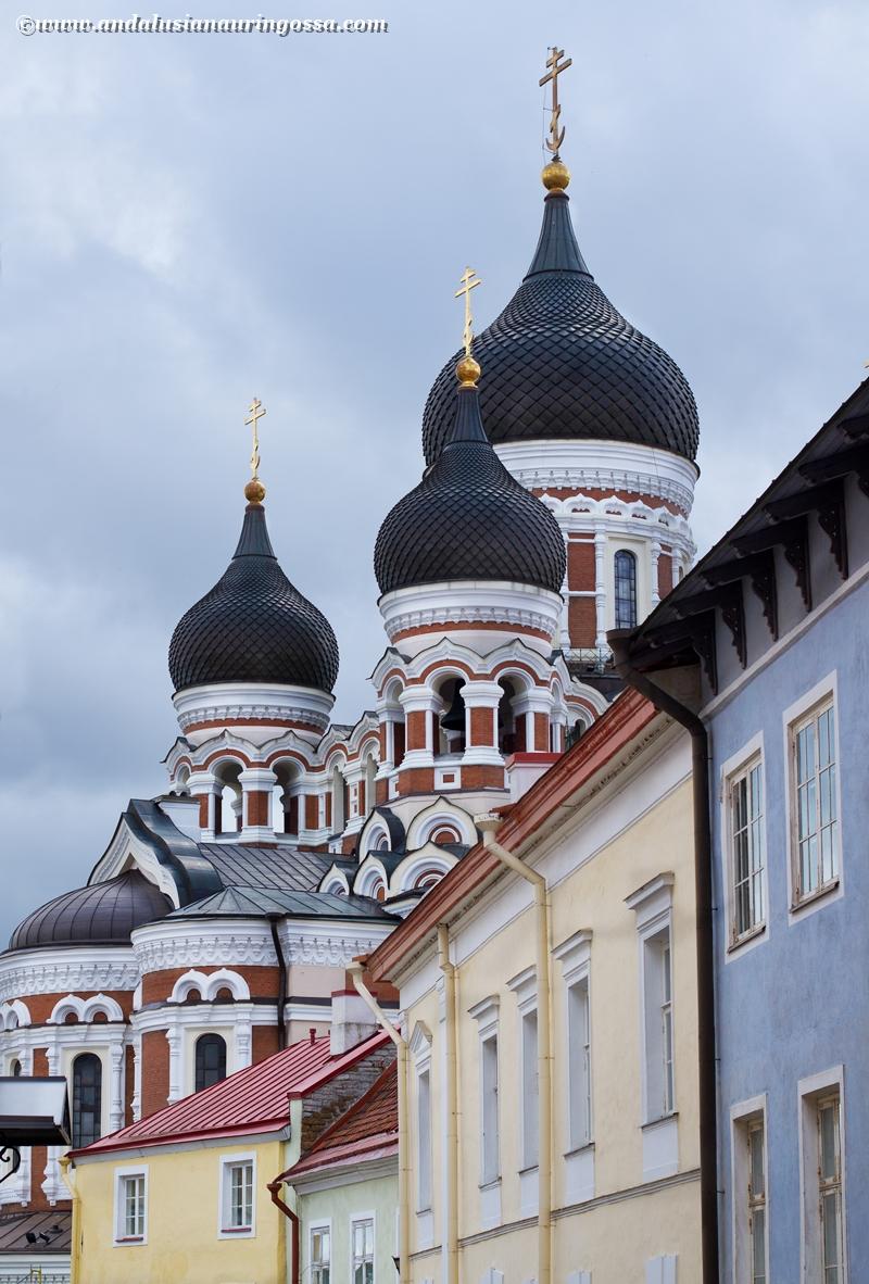 Tallinnan vanha kaupunki_kirkko