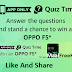 OPPO F5 Quiz Time Answer & Win an OPPO F5