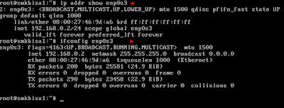 Cara Setting / Konfigurasi Ip Address di Debian 9 17