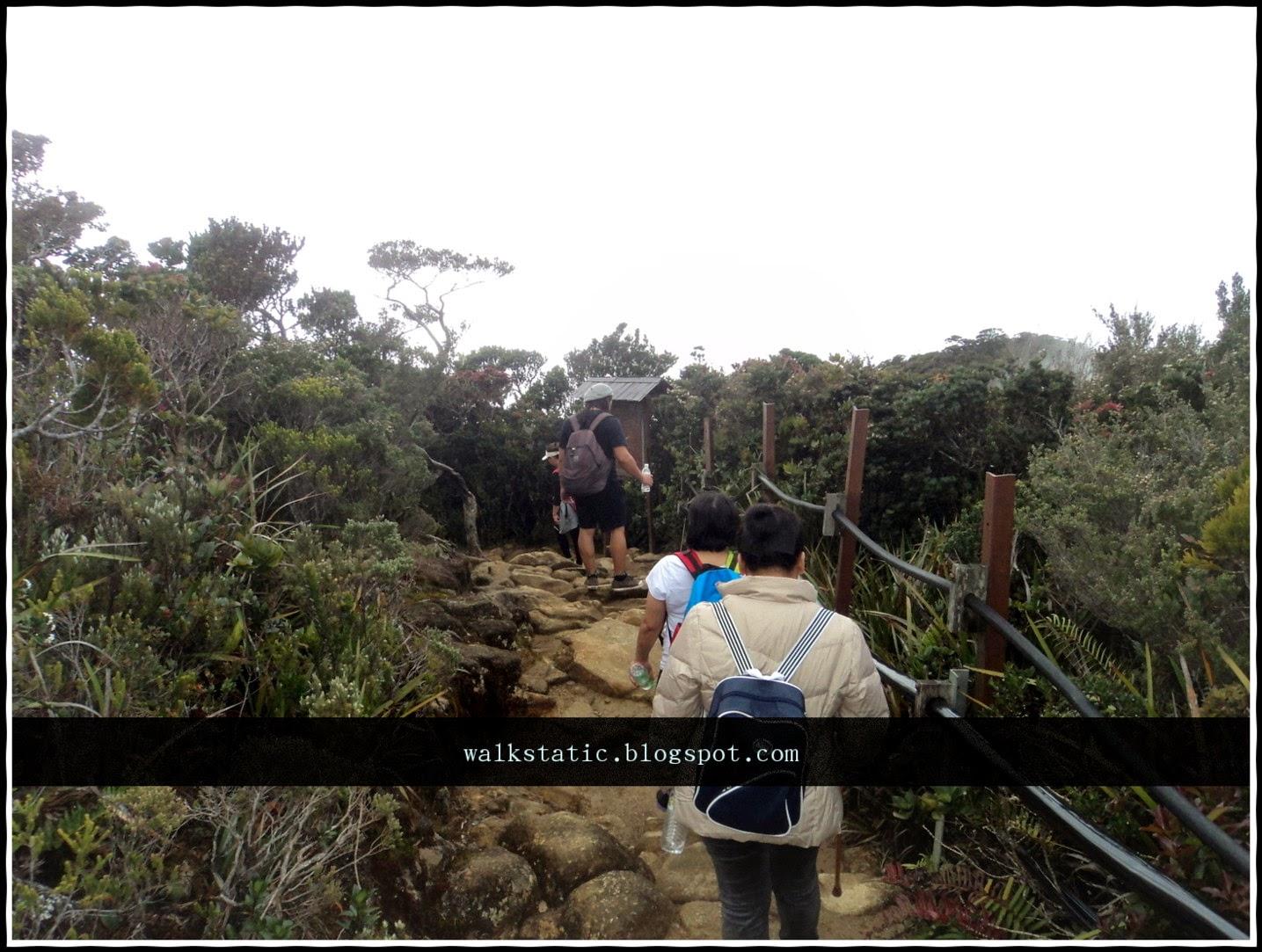 Ekpedisi Gunung Kinabalu 2015