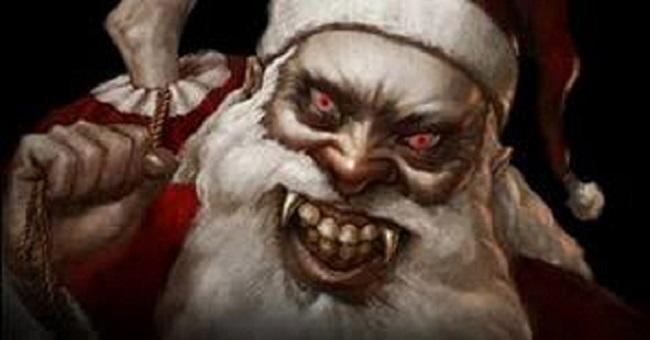 Πατέρας που εργαζόταν ως «Άγιος Βασίλης» έθαψε τα παιδιά του στον κήπο!