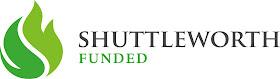Shuttleworth Funded logo
