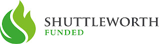 Shuttleworth Funded logo
