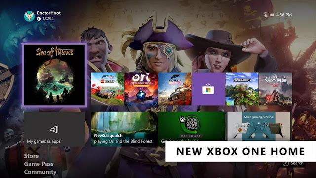 Xbox Процесс доработки (с 2018 по настоящее время)