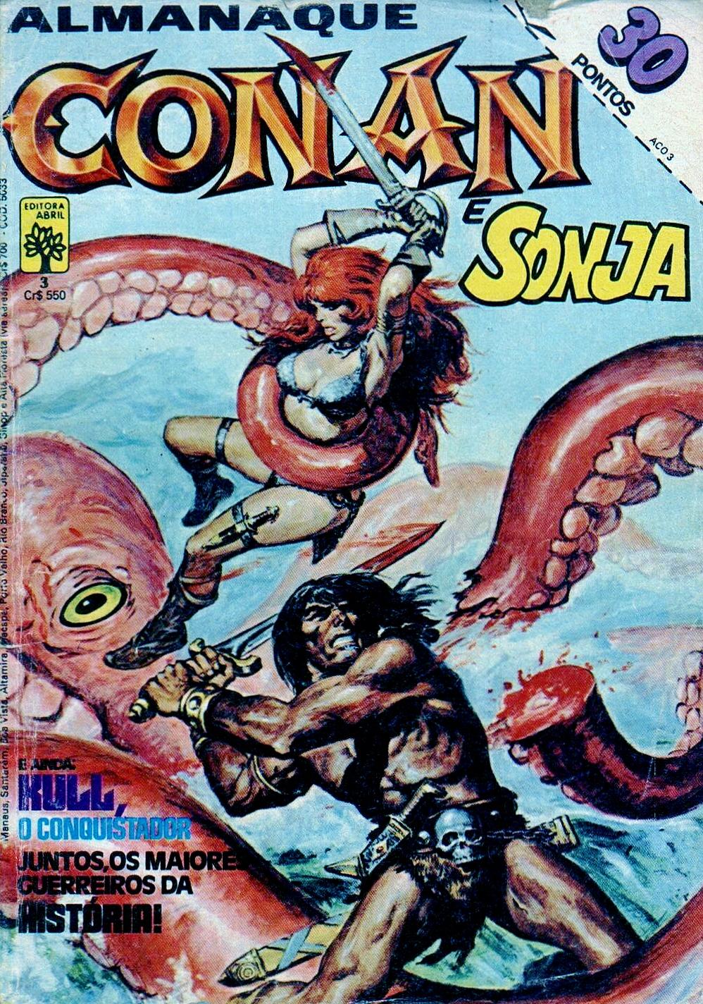 Conan E