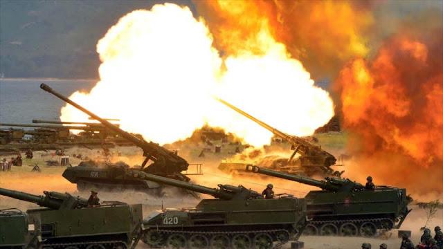 Pyongyang prepara ataque electromagnético espacial contra EEUU