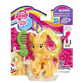 My Little Pony Pearlized Singles Wave 3 Applejack Brushable Pony
