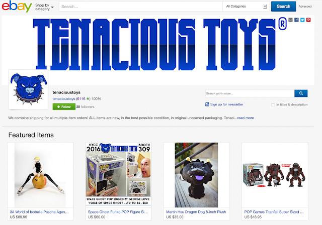 http://stores.ebay.com/tenacioustoys