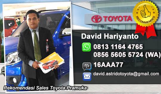 Toyota Pramuka Jakarta Timur