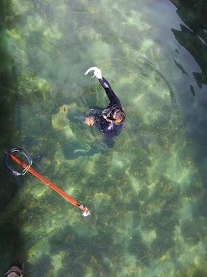 Mancing di Pulau Labun