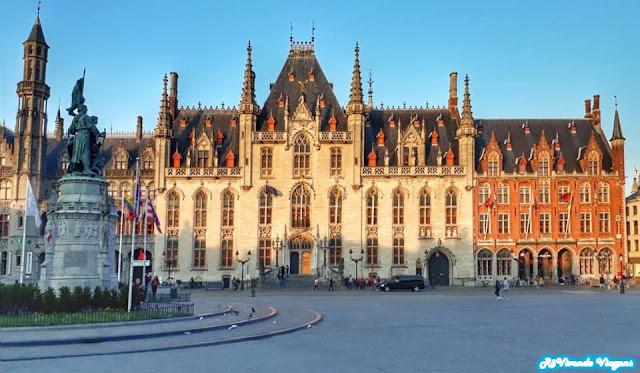 Roteiro de Viagem pela Bélgica