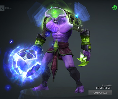 Faceless Void - Perceptions of The Eternal Mind, Jewel of Aeons and Mace of Aeons
