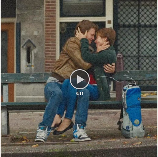 Teaser Trailer of The Fault in Our Stars Movie - The Fault ...
