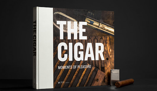 The Cigar - Moments of Pleasure Book PRICE DROP!