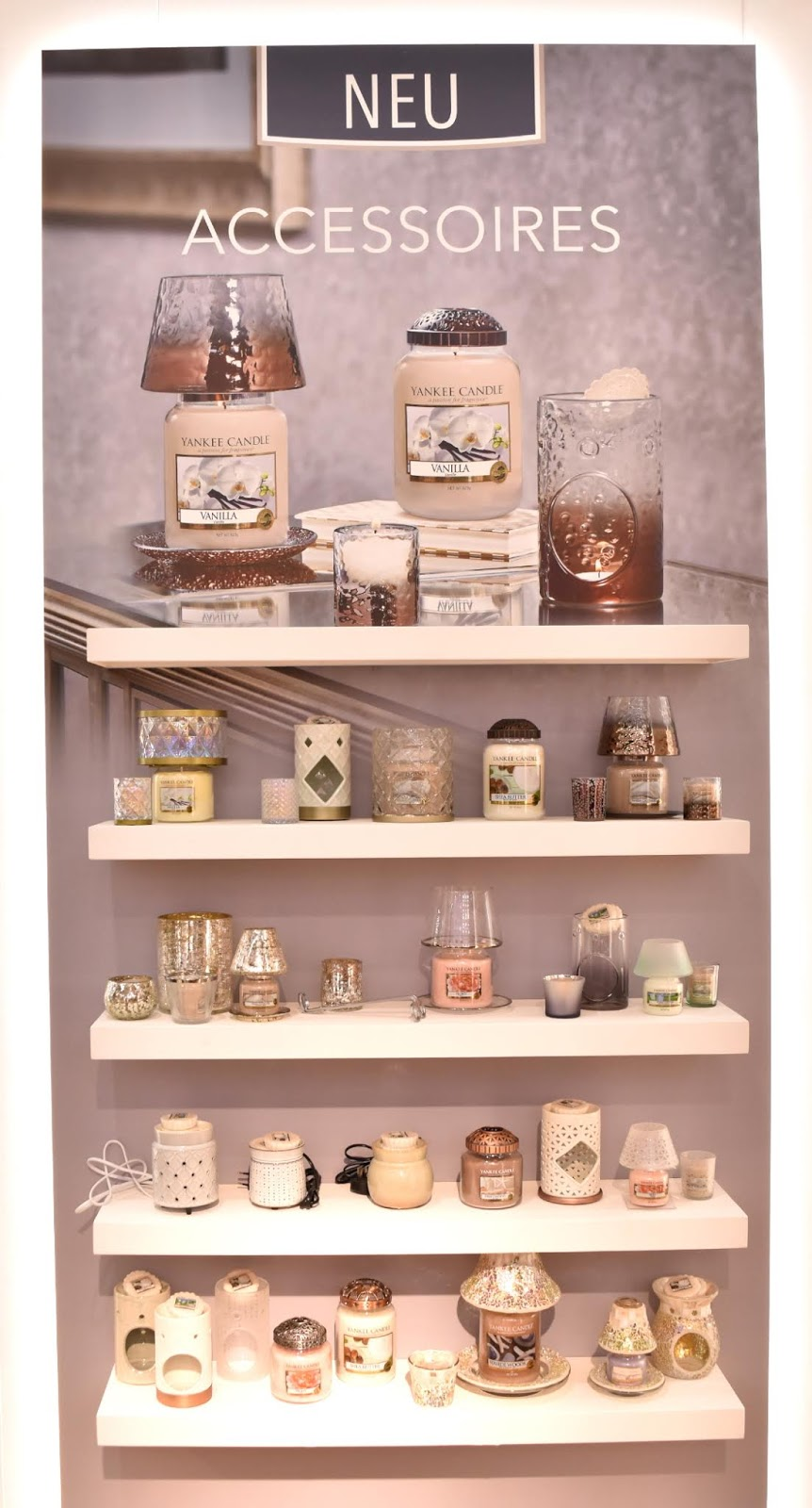 Yankee Candle - Accessoires 2019