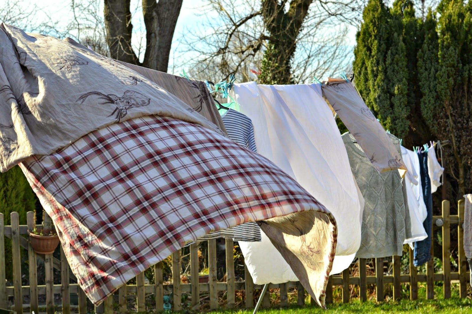 10 Laundry Hacks - featuring i-DOS - Write Like No One's Watching