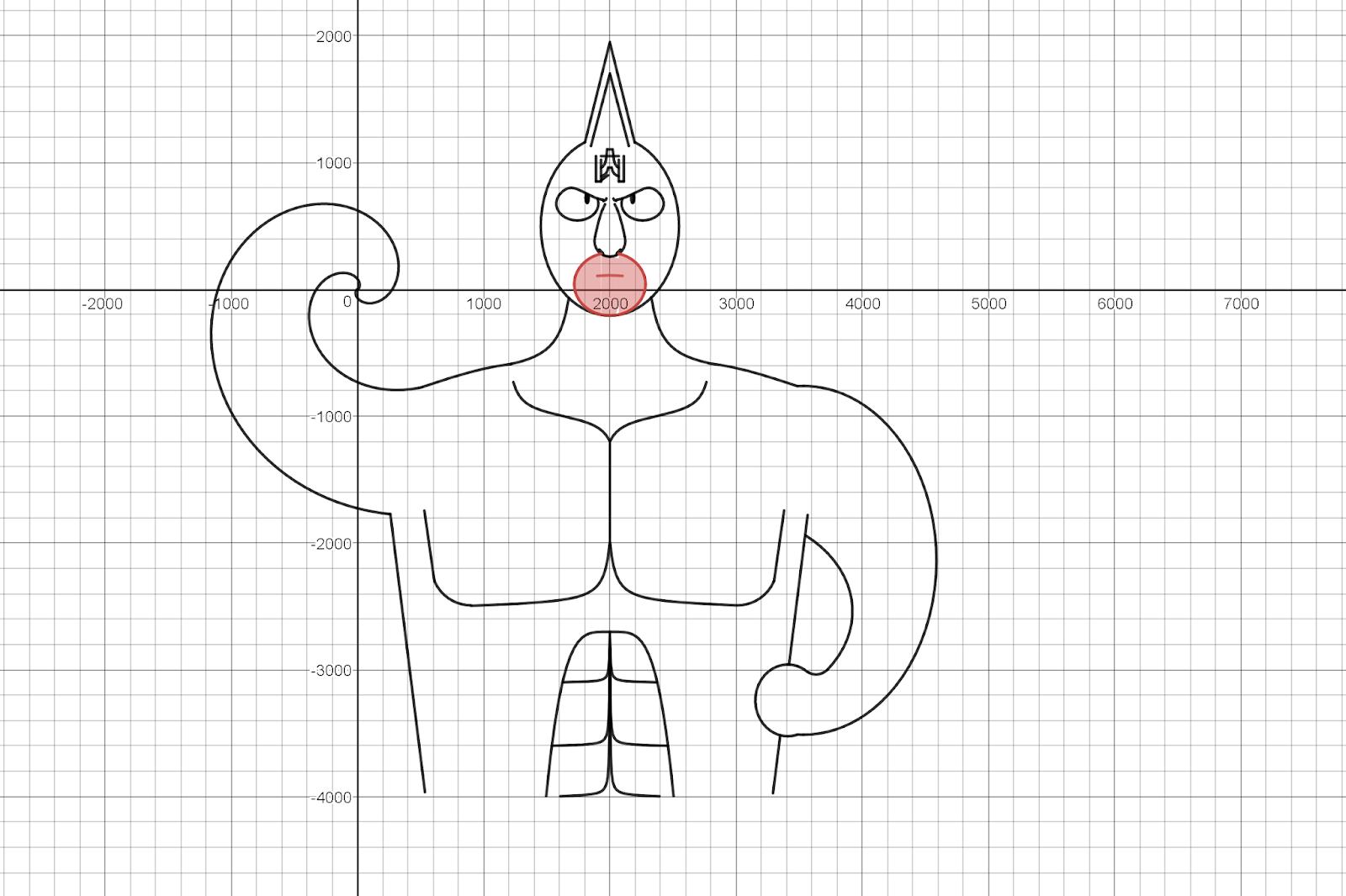 Desmos Graph Art Project