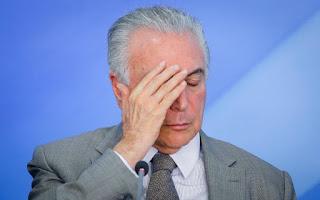 michel-temer-presidente-brasil-pmdb-bolsonaro-delacao-inquerito-lava-jato