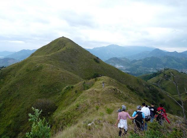 Núi Cô Tiên tuyệt đẹp