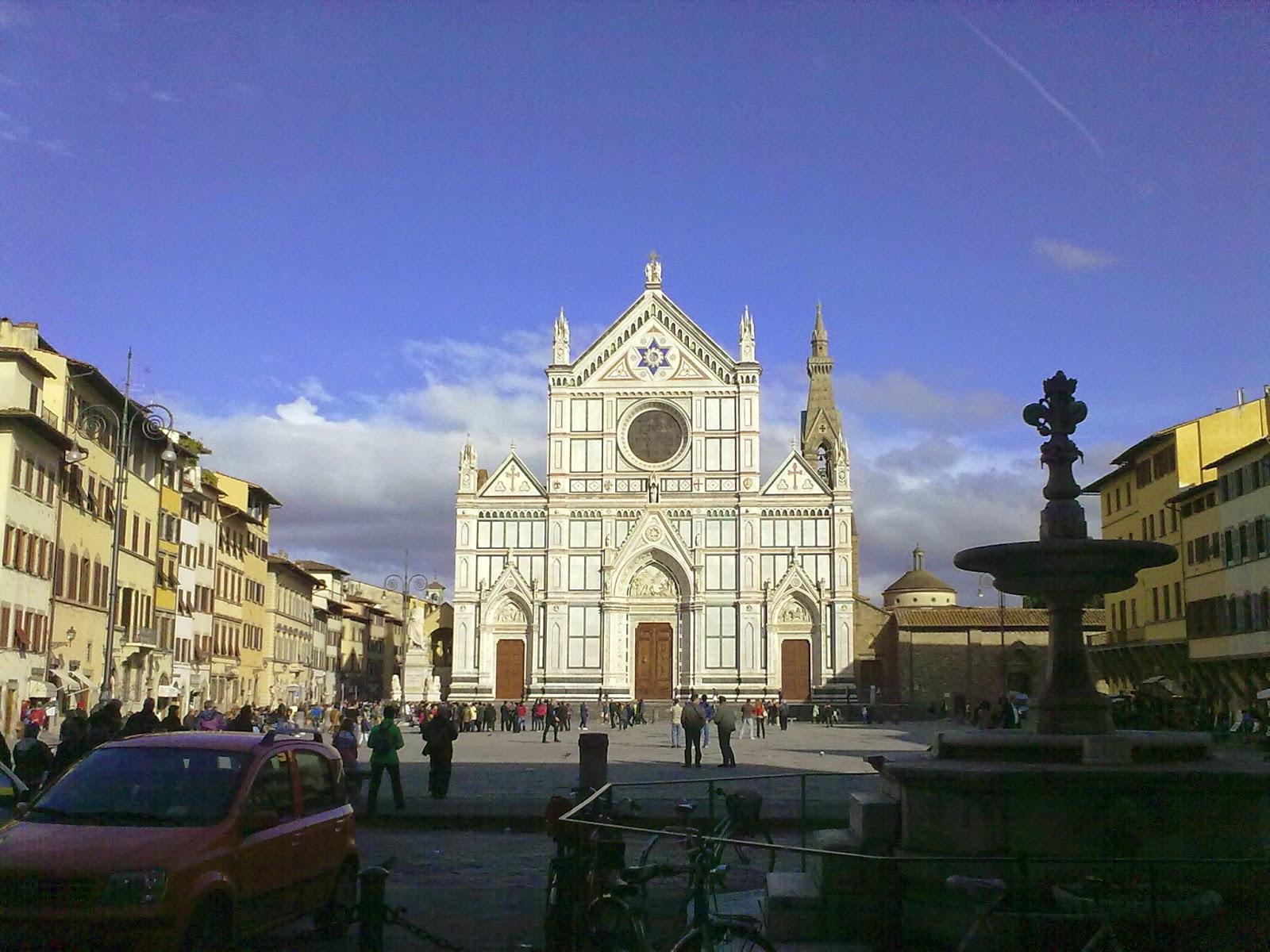 Basilica di Santa Croce - Florença - Itália