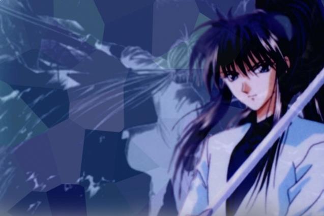 Karakter Anime Pengguna Kekuatan Elemen Air Terkuat Tokiya Mikagami ( Flame of Recca )