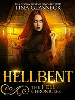 Hell Bent by Tina Glasneck, Urban fantasy, paranormal romance