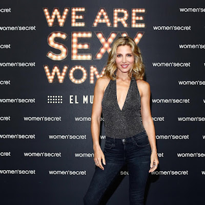Elsa Pataky, Market Place New York, Women`s Secret, Chris Hemsworth, woman, Suits and Shirts, Campaña, Fall 2016,