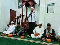 FUI Sumut: Jaga Masjid Adalah Amal Terbaik
