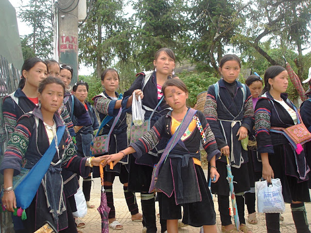 Lear about: Hmong ethnic's customs in Lunar New Year
